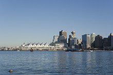 Skyline With Canada Place, The...