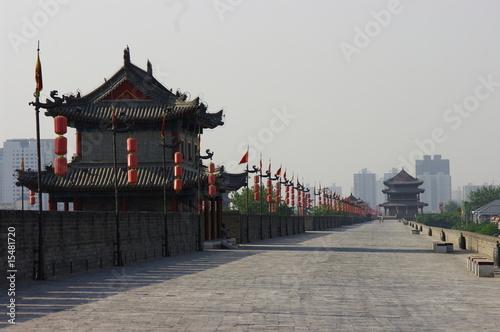 Cadres-photo bureau Xian 西安城壁