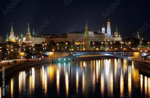 Photo  Moscow Lights