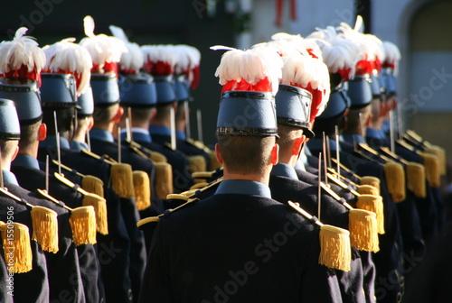 Foto soldats français