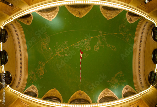 Grand Central Station, NY Wallpaper Mural