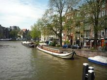 Amsterdam Canale E Chiatte