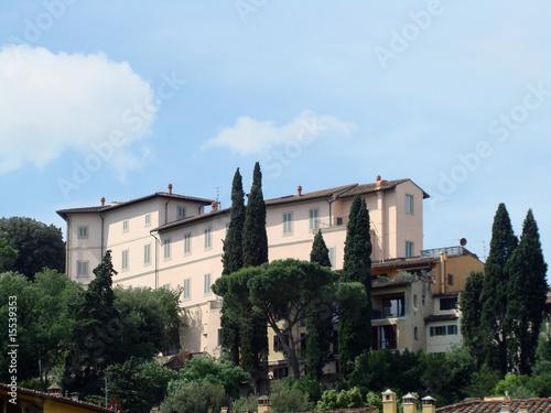 Fotografie, Obraz  Villa Bardini in Florence