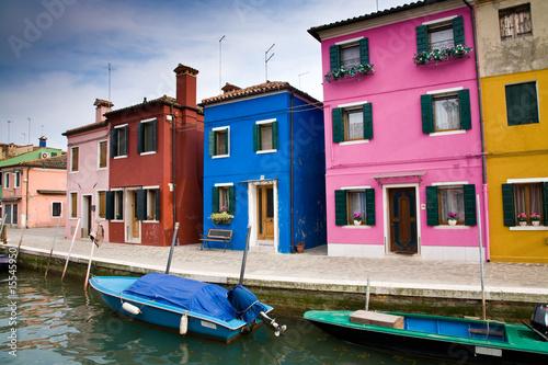 Fototapety, obrazy: Burano, Italy