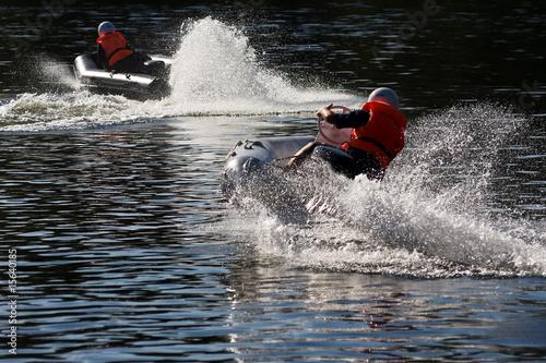 Nautique motorise Water-motor sport