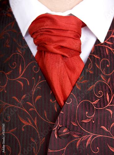 Photo Cravat Ascot Tie