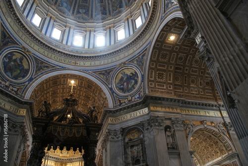 Photo  Rome - St. Peter's Basilica
