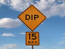 Big Dip Sign