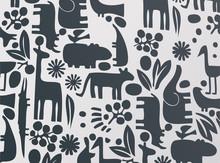 Animal Pattern I
