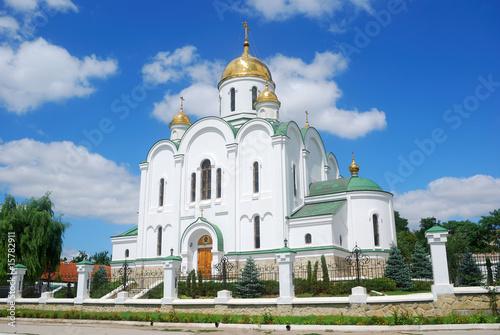 Church, Tyraspol, Transnistria, Moldova