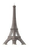 Fototapeta Fototapety z wieżą Eiffla - Le Tour Eiffel