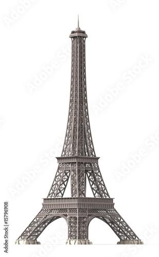 Fotografia  Le Tour Eiffel