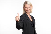 Business Frau Erfolgreich