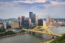 Pittsburgh Skyline During Dayt...
