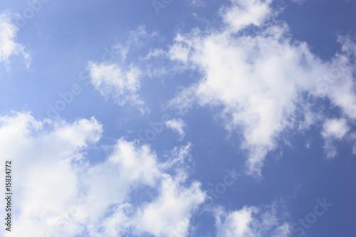Foto  Wolkenhimmel    /    cloudy sky
