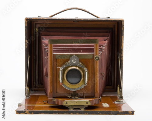 Photo  Antique Camera