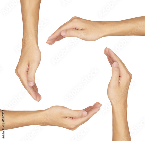 Fototapety, obrazy: hand