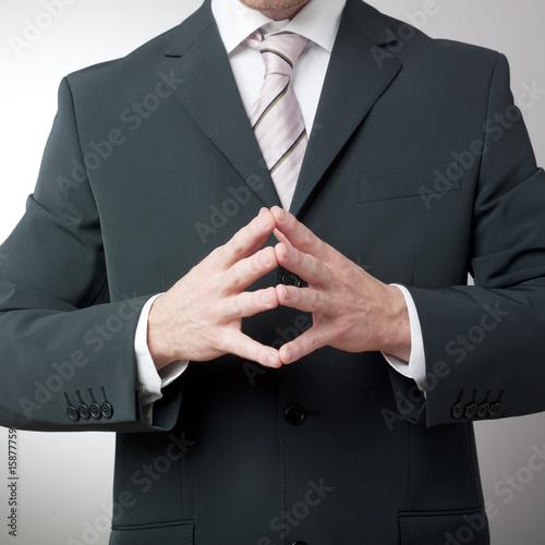 Fotografie, Obraz  business et négociation