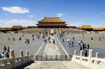 Fototapeta Forbidden City, Beijing