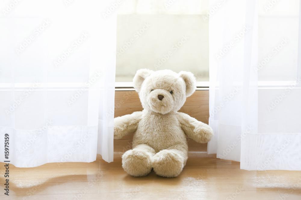 Fototapeta クマのぬいぐるみ