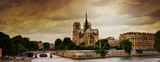Fototapeta Fototapety Paryż - notre dame de paris