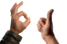 Les Deux Mains Gagnantes