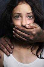 Child Abuse - Conceptual Image