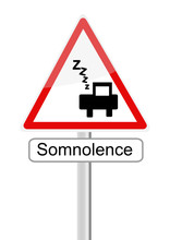 Danger, Somnolence