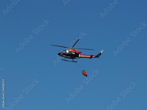 Staande foto Bell UH 1D La Palma