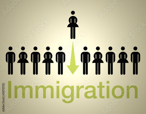 Photo  Immigration