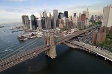 Brooklyn Bridge & Lower Manhattan