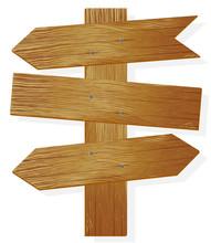 Wooden Pointer.