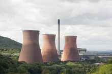 Large Cooling Towers