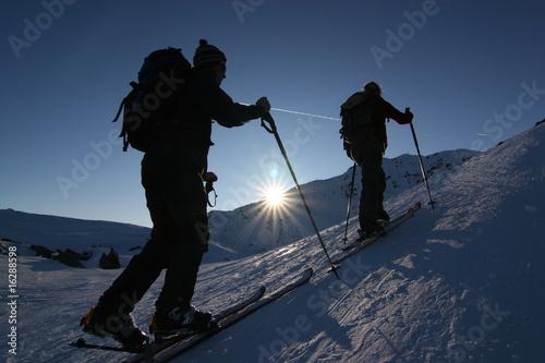 Photo Skitour Zillertal