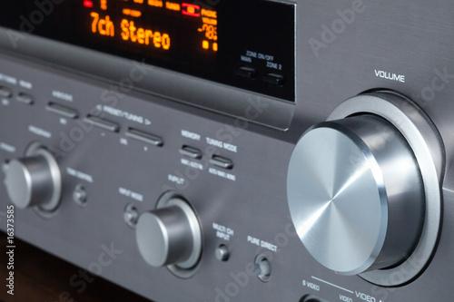 Photo  AV receiver