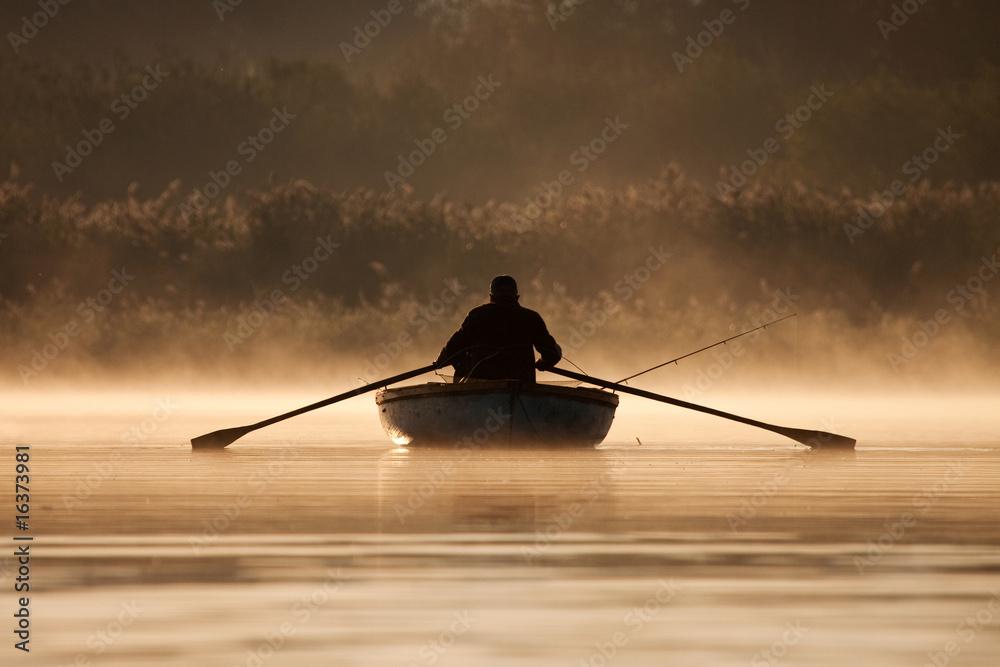 Fototapety, obrazy: Fischerboot
