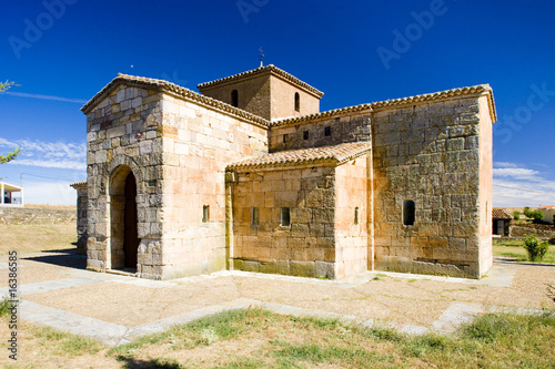 San Pedro de la Nave, El Campillo, Castile and Leon, Spain