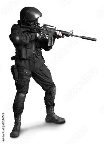 Fotografia  Special forces