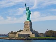 NEW YORK - STATUE DE LA LIBERTE