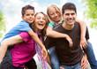 Leinwandbild Motiv family-fun 6
