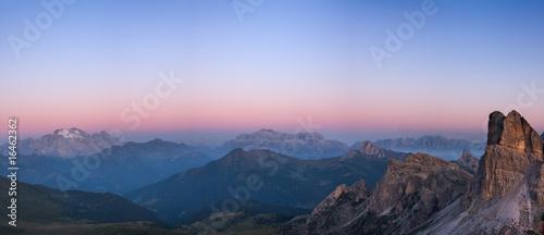 Photo  Panorama Dolomiti