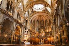 Basilica At The Montserrat Mon...