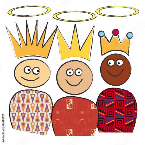 Photo heilige drei könige