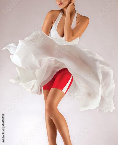 Fotografia, Obraz  Biker Shorts