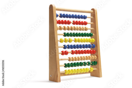 Photo Toy Abacus