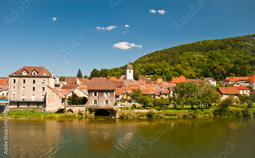 Photo Clerval, Doubs