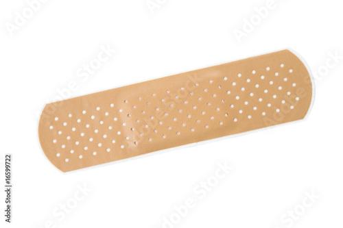 Adhesive Bandage Canvas Print