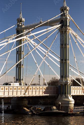 Photo chelsea bridge