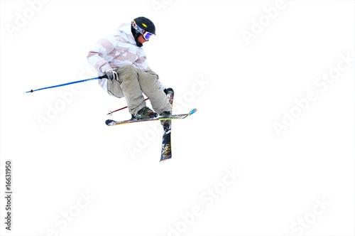 Fotografía  Skier