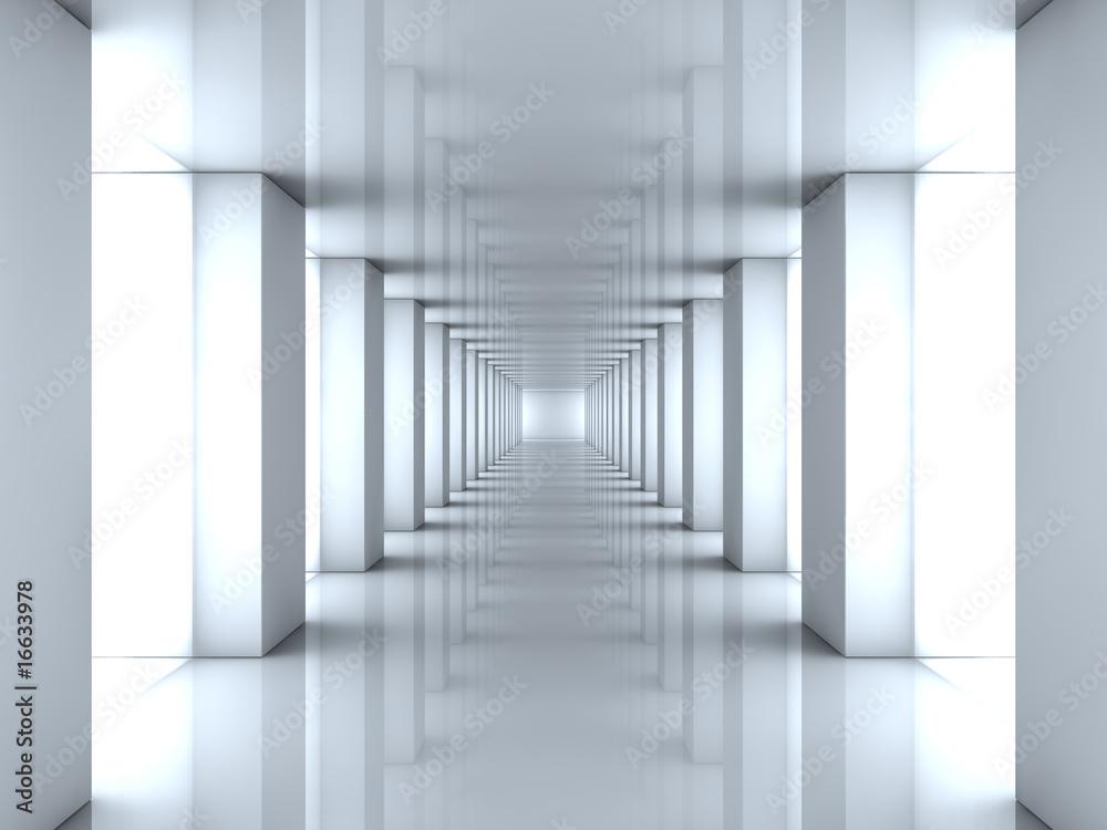 Przestrzenny tunel